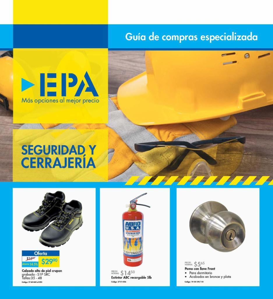 EPA guia de compras especializada SEPTIEMBRE 2015