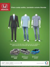 HONDA car deals para cada estilo de vida