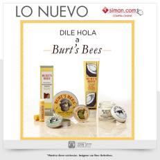 LO nuevo en SIMAN BURTS Bees cremas especializadas para tu piel bella