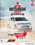 MITSUBISHI pick up L 200 deals promotions