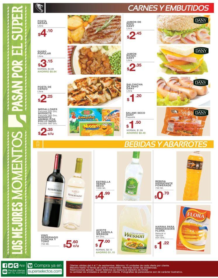 Mas descuentos de viernes en supermercado - 04sep15