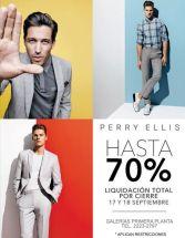 Perry Ellis store gentleman 70 OFF discounts