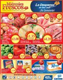 Promociones de miercoles frescos en tu supermercado la despensa - 09sep15