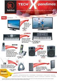 Radio SHACK agranda tu compra TECNOLOGICA promociones y mas - 18sep15