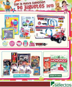 Super Selectos TOYS new collection 2015 for kids