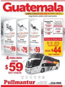comprar boletos a guatemala en linea