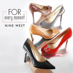 hi hells NINE WEST for every moment