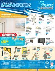instalation doors and cerraduras FREUND salvadorean