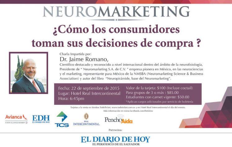 neuromarketing seminario sciene and business plan