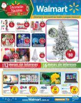 Ahora viernes Ofertas WALMART decoracion de navidad 2015