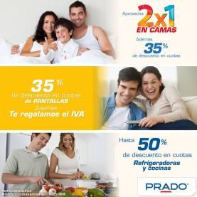 Apresurate que se acaban los productos en PRADO grandes descuentos - 27oct15