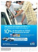 CITI te regala 10 por ciento en todas las gasolineras del pais - 29oct15