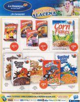 Cereales en promocion para tu familia via la despensa de don juan - 16oct15