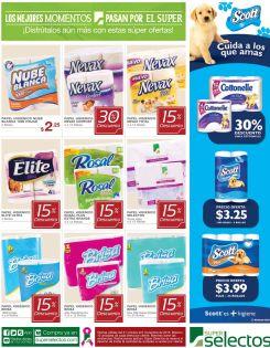 Cuida tu higiene con productos delicados