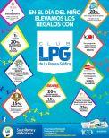 Descuentos en el dia del nino gracias a CLUB LPG miralos ya - 01oct15