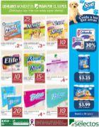 Descuentos en la linea de productos de papel higienico - 15oct15