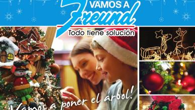 FREUND catalogo productos accesorios y articulos de navidad 2015