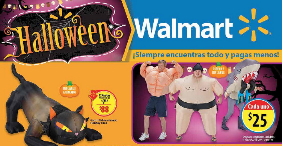 HALLOWEEN promotions and savings by WALMART