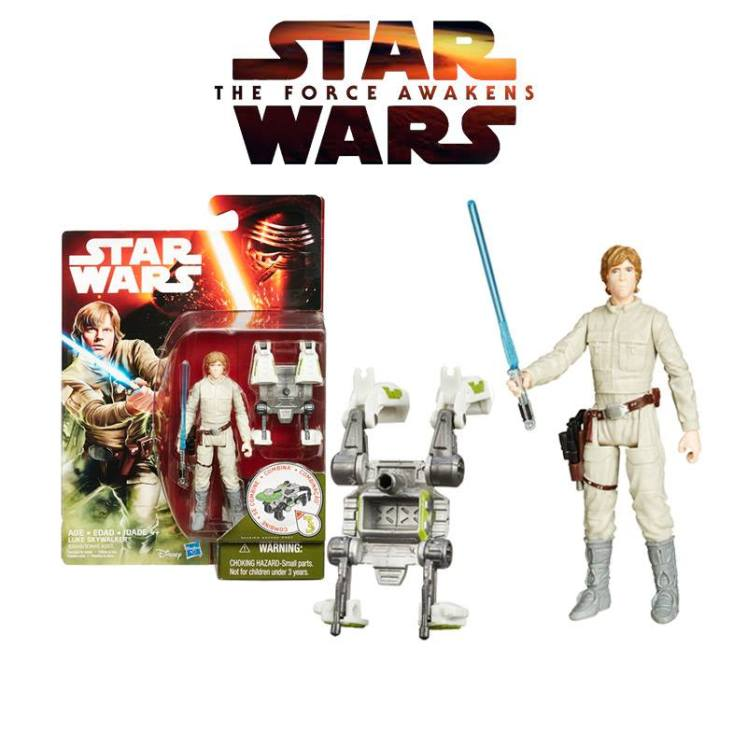 LUKE jedi TOYS star wars the force awakens by SIMAN