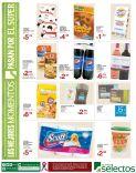 Lunes ofertas del dia en super selectos - 05oct15
