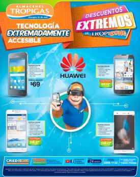 Tecnologia extremadamente accesible descuentos almacenes tropigas - 30oct15