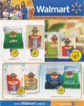 WALMART ofertas CREMA MOZARELLA PETACONES CHEDAR CAPITA los mejores lacteos