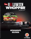 celebrate halloween party BURGER KING speciality