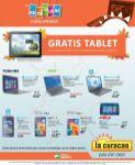 mini cuota para comprar tu TABLET o LAPTOP nueva via LA CURACAO