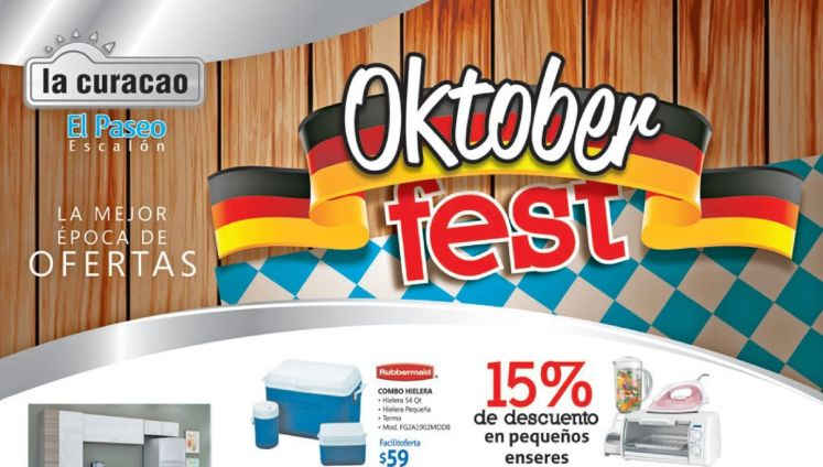 oktober fest promotions el salvador