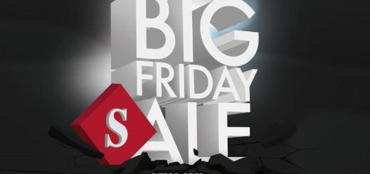 BIG Friday sale 2015 by Almacenes SIMAN el salvador
