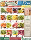 Beneficios de las Frutas y verduras con VITAMINA E