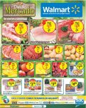 Compras de carnes frutas verduras embutidos MERCADITO WALMART el salvador - 06nov15