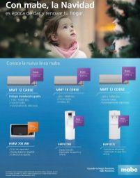 Cuida tu hogar con las ofertas MABE electro