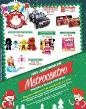 HOY abre la nueva tienda JUGUEtON MetroCentro - 20nov15