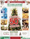 No te quedes sin decorar tu casa de navidad 50 OFF via superselectos