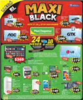 OHHH wow el MAXI BLACK ofertas increibles - 27nov15