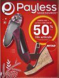 PAYLESS es hora de comprar con descuento tus nuevos zapatos - 13nov15