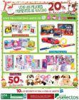Super selectos Descuentos en toda la coleccion de juguetes 2015
