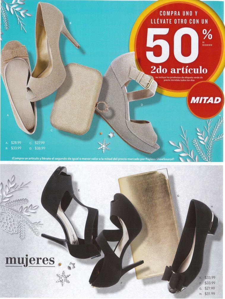 nuevo concepto costo moderado online zapatos payless para