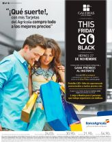 centro Comercial GALERIAS this friday GO BLAK offers and gifts_1