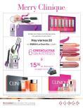 great discounts MAKE UP Merry Clinique gracias a SIMAN - 20nov15