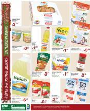 huevos aceite salsas lacteos en ofertas del superselectos - 24nov15