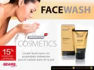 lavado facial efectivo con swisscare FACEWASH