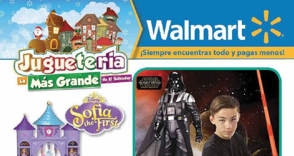 regalos y juguetes de navidad 2015 catalogo WALMART promociones
