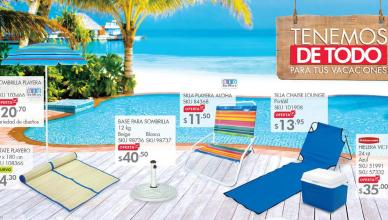 All inclusive beach vacation products and accesories
