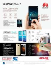 HUAWeI mate s smartphone high performance