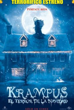 KrAMPUS the movie 2015 el terror de la navidad