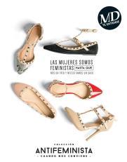 Nuevos estilos en calzado para damas MD