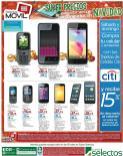 OJO cambia tu celular con estos super precios del SELECTOS - 23dic15