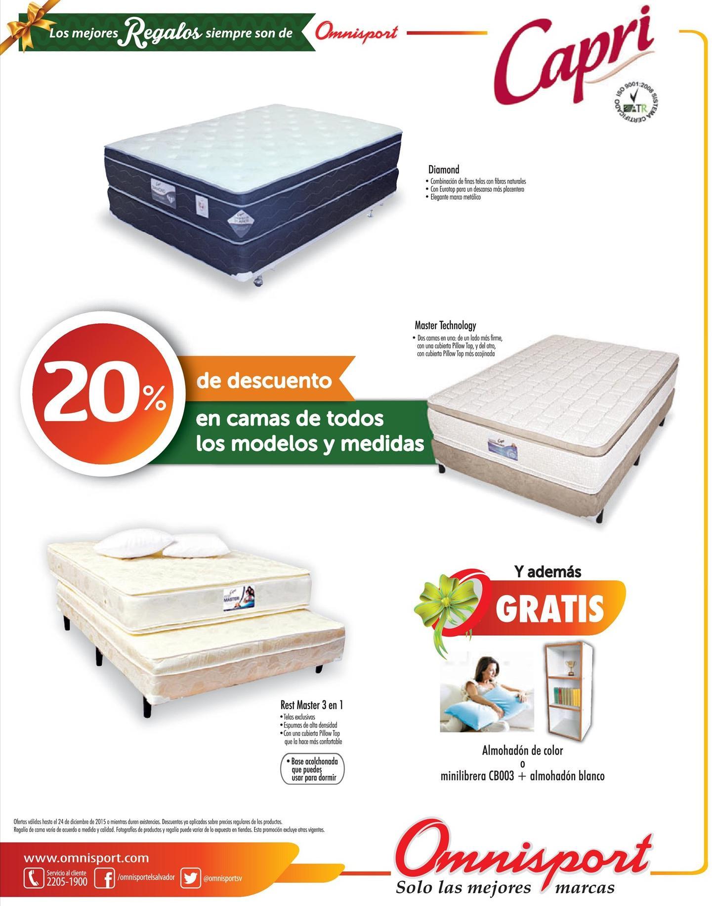 OMNISPORT sabe que necesitas cambiar tu cama este diciembre